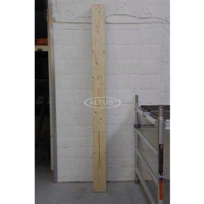 RS 4 TOWER kantplankset 0.75 x 2.45m