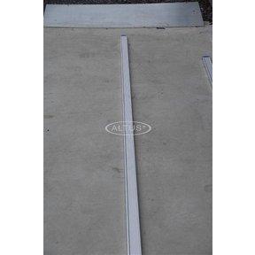Onderdelen werkbrug Solide schoor 4.20m