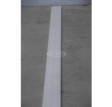 Solide onderdelen werkbrug Solide kantplank 7.20m