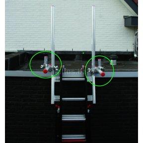 Ladderuitstap borgset TBV ladderuitstap