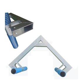 Onderdelen voor daksteiger Bigone/ASC nokstuk voor daksteiger