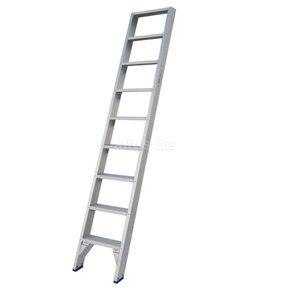 Solide rechte enkele trap 8 treden