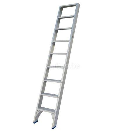 Solide Solide professionele rechte enkele trap 8 treden