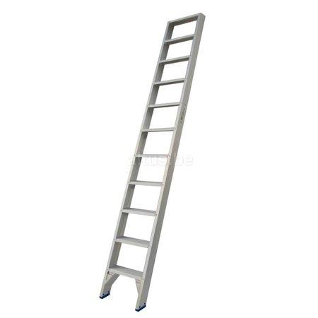 Solide Solide professionele rechte enkele trap 11 treden