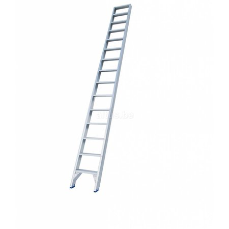 Solide Solide professionele rechte enkele trap 15 treden