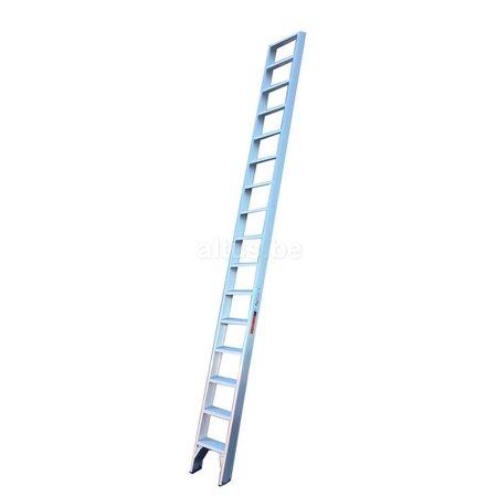 Solide Solide professionele rechte enkele trap 16 treden