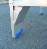Solide  Solide dubbele professionele trapladder model DT 2x10 treden