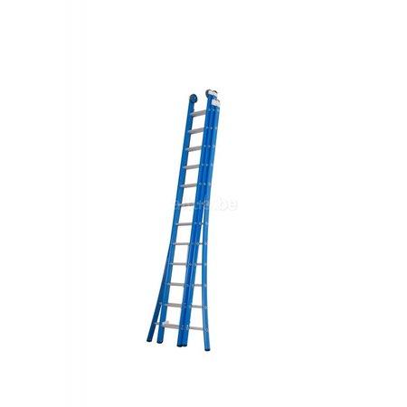 DAS products DAS products atlas blue 3-delig 3x12 reformladder blauw