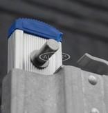 Solide Solide 2-delige professionele reformladder model  C 2x8