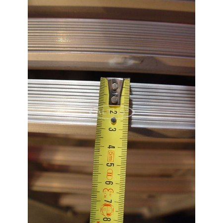 Solide Solide 2-delige professionele reformladder model C2x12
