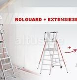 Altrex Altrex rolguard 2x4 treden extensieset