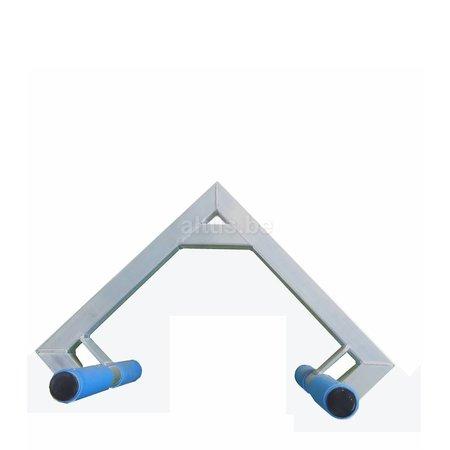 Big-1 Big-1 onderdelen voor daksteiger Bigone/ASC nokstuk voor daksteiger