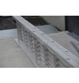 Solide Solide compleet leuning & haken model WB 4.20m