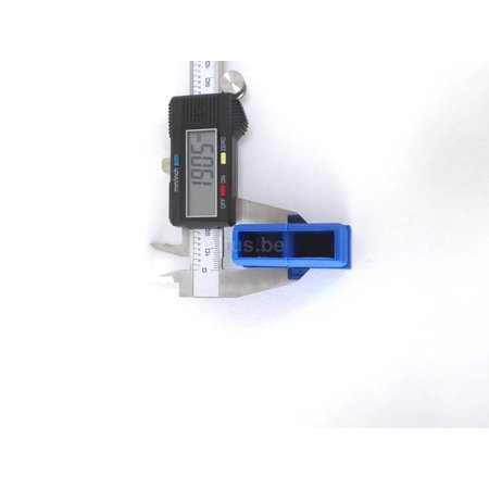 Solide Solide  dop 50mm voor 7 tot en met 10 treden achterzijde