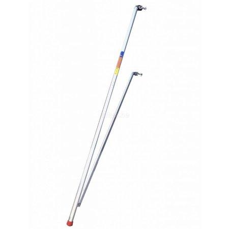 altrex ALTREX RS TOWER 42-S met Safe-Quick® Guardrail 1,35 x 1,85m x 6,20m  VH = 9,20m wh
