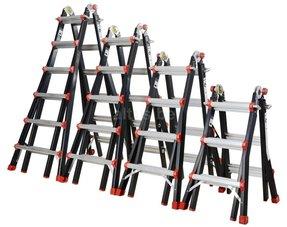 Multifunctionele ladders - Professioneel