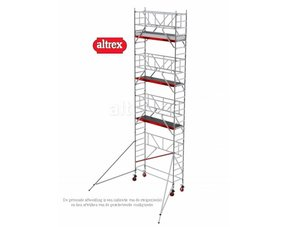 Altrex RS41-S met safe-quick guardrail®2