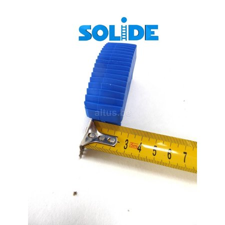 Solide Solide laddervoeten 90 mm