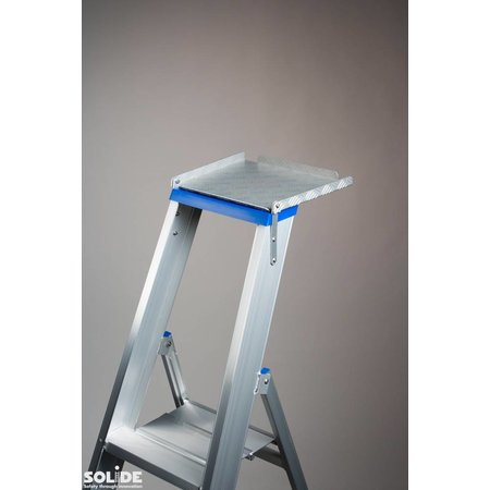 Solide Materiaalplatform voor PT trapladder