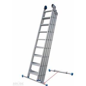 4-delige ladder, 4 x 8 sporten