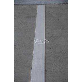 Onderdelen werkbrug Solide kantplank 6.20m