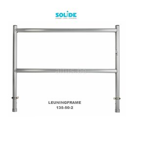 Solide Leuningframe 135-50-2