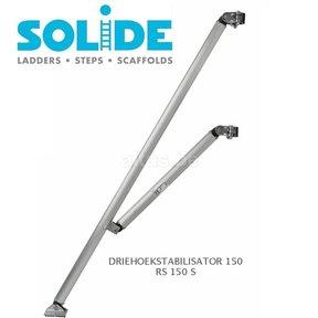 Solide Driehoekstabilisator 150