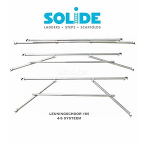 Solide Leuning 185-4S