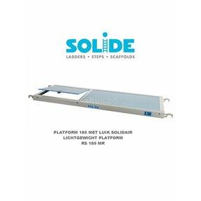 Solide SOLIDEair 185 met luik