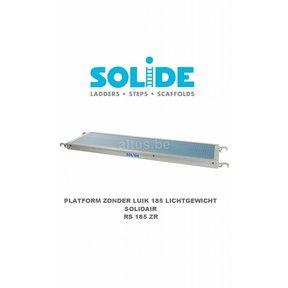 Solide SOLIDEair 185 zonder luik