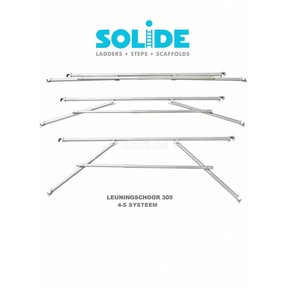 Solide Leuning 305-4S