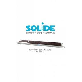 Solide Platform 305 met luik