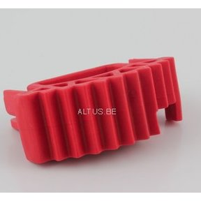 Onderdelen Altrex mounter rubber voet Z-ladder links (z=mounter)