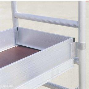 Solide Kantplank set 75x185