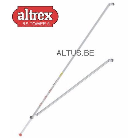 Altrex Altrex RS5 tower onderdelen Driehoeksstab. Easy-Lock® RS5 universeel