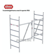 RS5 tower onderdelen klap unit 6-sports