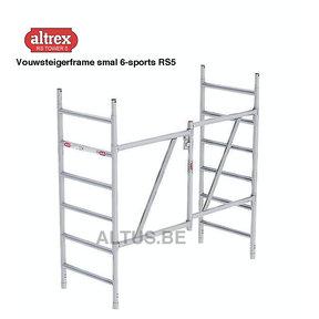 RS5 tower onderdelen klap unit 6-sports