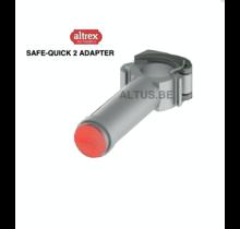 Altrex RS5 tower onderdelen Adapter Safequick2