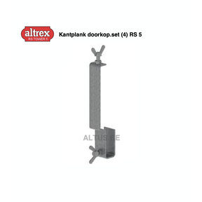 RS5 tower onderdelen Kantplank doorkop.set (4) RS 5
