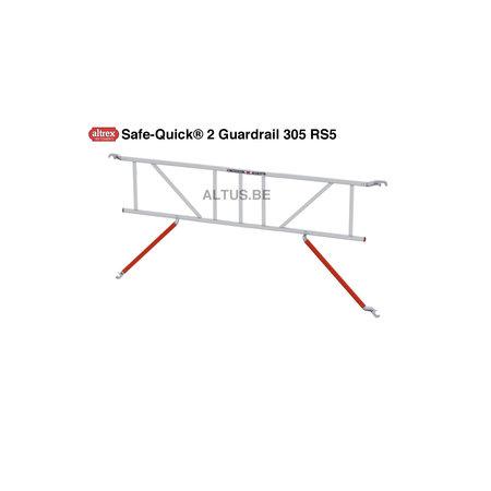 Altrex Safe-Quick® 2 Guardrail 305 RS5