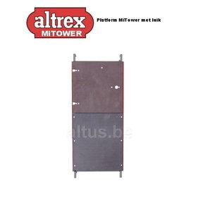 305006 Platform MiTower met luik