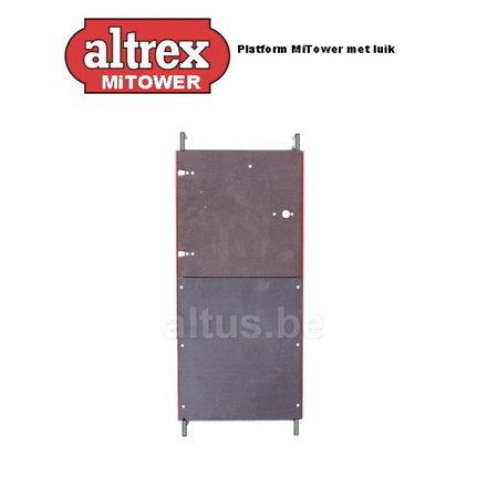 Altrex Platform MiTower met luik