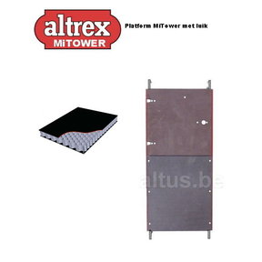 305017 Platform Fiber-Deck® Altrex MiTOWER ML