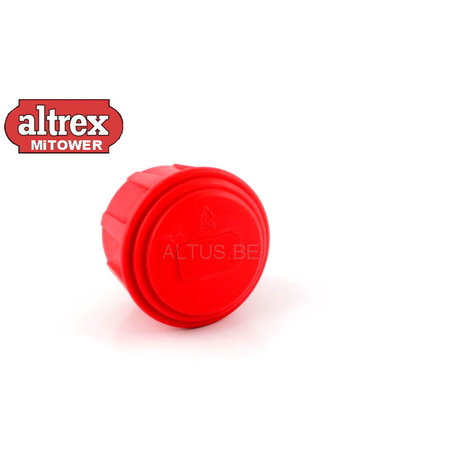 Altrex Rubber voet stairs