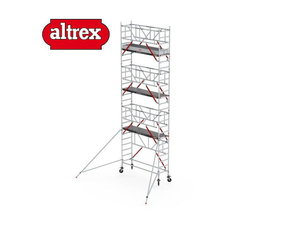 Altrex RS51 met Safe-Quick guardrail®2