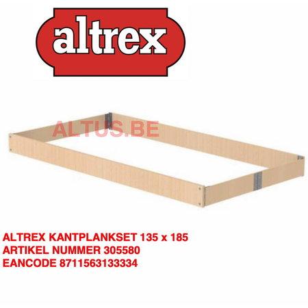Altrex Altrex RS4 TOWER kantplankset 1.35 x 1.85m
