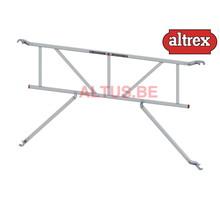Safe-Quick®2 Guardrail 2,45m RS4