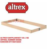 altrex ALTREX RS TOWER 42-S met Safe-Quick® Guardrail 1,35 x 1,85m x 5,20m  VH = 7,20m WH