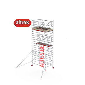 RS-42 Tower Safe-Quick 1,35 x 2,45 x 5,20mVH = 7,20m WH