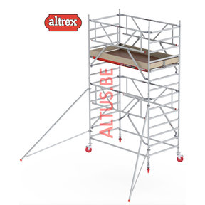 RS-42 Tower Safe-Quick 1,35 x 2,45 x 3,20mVH = 5,20mWH